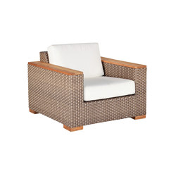 Kona Deep Seating Lounge Chair | Sillones | Kingsley Bate