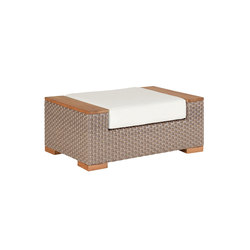 Kona Deep Seating Ottoman | Gartenhocker | Kingsley Bate