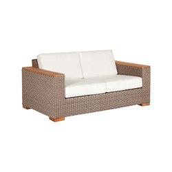 Kona Deep Seating Settee | Sofás | Kingsley Bate