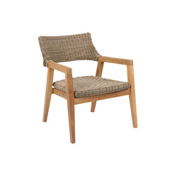 Spencer Club Chair | Garden chairs | Kingsley Bate