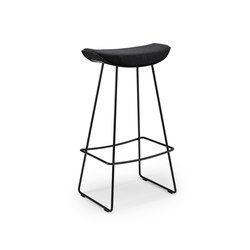 Kya | Barstool with wire frame | Bar stools | FREIFRAU MANUFAKTUR