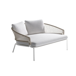 CTR Lounge Bed | Divani | Tribù