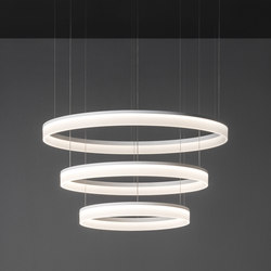 Circ Chandelier | Suspended lights | GROK