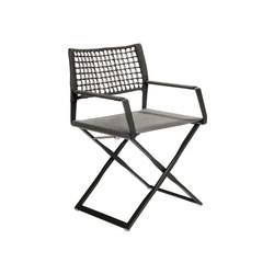 Regista Armchair | Garden chairs | Tribù