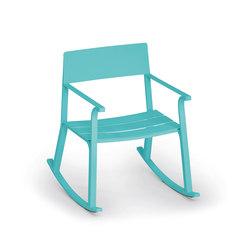 Flow Schaukelstuhl | Sessel | Weishäupl