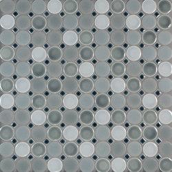 "1"" Circles | Ceramic mosaics | Pratt & Larson Ceramics"