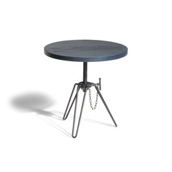 Overdyed Side Table | Tavolini alti | Diesel with Moroso