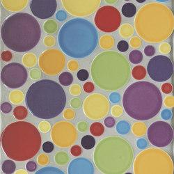 Multi-size circles | Mosaici ceramica | Pratt & Larson Ceramics
