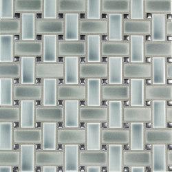 1x2 Basketweave | Mosaïques céramique | Pratt & Larson Ceramics