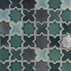 Mosaic Pattern #2 | Mosaïques céramique | Pratt & Larson Ceramics