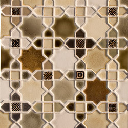 AR Mosaic Pattern | Mosaïques céramique | Pratt & Larson Ceramics