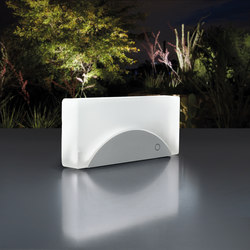 Brick Light Surface Mounted | Outdoor recessed wall lights | Simes