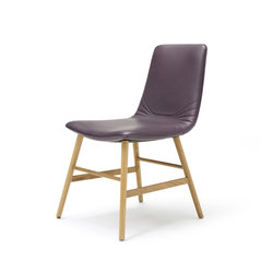 Amelie | Classic with wooden frame round | Chairs | FREIFRAU MANUFAKTUR