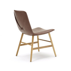 Amelie | Fashion with wooden frame round | Chairs | FREIFRAU MANUFAKTUR