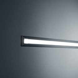 Continuous Rod Minimal Recessed | Outdoor recessed wall lights | Simes