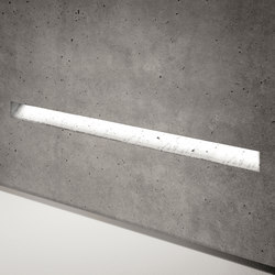 Ghost Linear L 1570 | Outdoor recessed wall lights | Simes