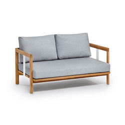 New Hampton 2-seater sofa | Canapés | Weishäupl