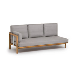 New Hampton 3-seater add-on-element | Sofas | Weishäupl