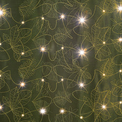Genuine-Leaves | space | Tejidos decorativos | Forster Rohner Textile Innovations