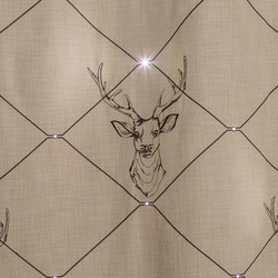 Dimout Jute-Stag | beige | Drapery fabrics | Forster Rohner Textile Innovations