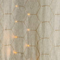 Linen Favo | natural | Drapery fabrics | Forster Rohner Textile Innovations