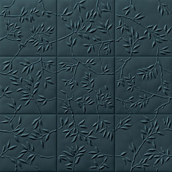 4D | Nature Deep Blue 20 | Ceramic tiles | Marca Corona