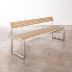 Bench on_15 | Bancos | Silvio Rohrmoser