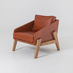 Cooper | Tub Chair Leather | Poltrone | Liqui Contracts