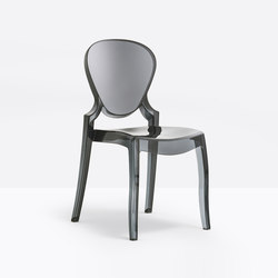 Queen | Canteen chairs | PEDRALI