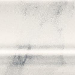 Deluxe | White Torello | Ceramic tiles | Marca Corona