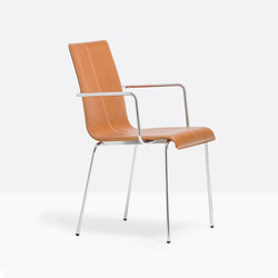 Kuadra 1285 | Chairs | PEDRALI