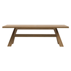 Typhoon 300 Table Tables A Manger De Jardin De Atmosphera