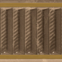 Deluxe | Bronze Bordo | Ceramic tiles | Marca Corona