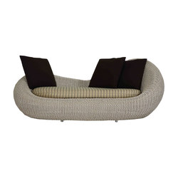 Twiga Sofa 2 seats | Garden sofas | Atmosphera