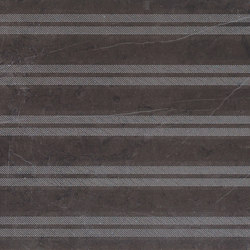 Deluxe | Dark Stripe S/1 | Ceramic tiles | Marca Corona