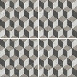 Déco | 3D | Grigio | Ceramic tiles | Novabell