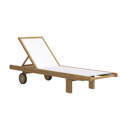 Storm Chaise Longue | Sun loungers | Atmosphera