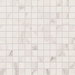 Deluxe | White Tess Naturale | Carrelage céramique | Marca Corona