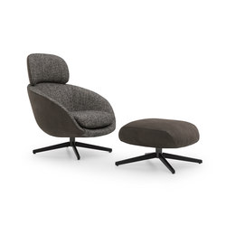Russell | Lounge chairs | Minotti