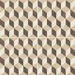 Déco | 3D | Beige | Ceramic tiles | Novabell