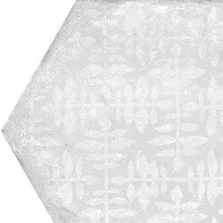 Bricklane | White Dec.Esa | Außenfliesen | Marca Corona
