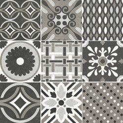 Déco | Cementine Mix | Grigio | Ceramic tiles | Novabell