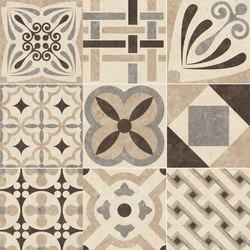 Déco | Cementine Mix | Beige | Keramik Fliesen | Novabell