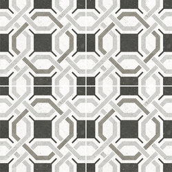 Déco | Optical | Grigio | Ceramic tiles | Novabell