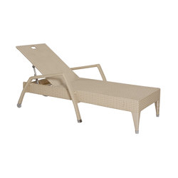 Relaxia Chaise Longue | Méridiennes de jardin | Atmosphera