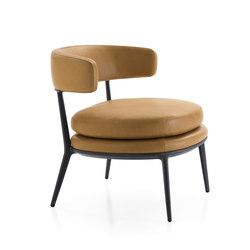 Caratos Armchair | Armchairs | Maxalto