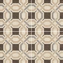 Déco | Optical | Beige | Ceramic tiles | Novabell