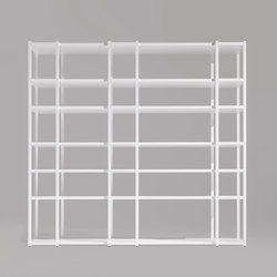 '93-'08 | Shelving | CASAMANIA-HORM.IT