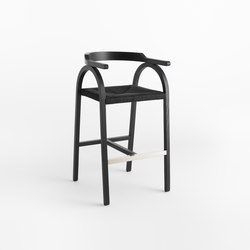 Amilcare Stool | Bar stools | CASAMANIA-HORM.IT
