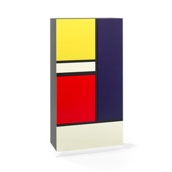 Mondrian Cabinet | Buffets / Commodes | Röthlisberger Kollektion